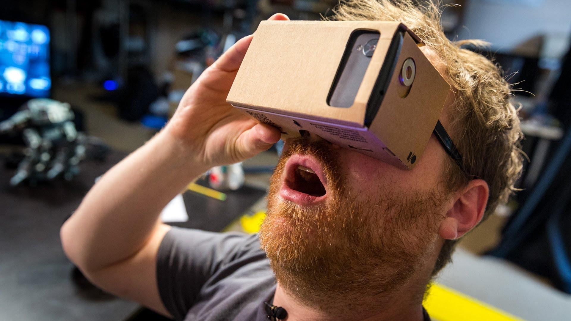 Você já ouviu falar do Google Cardboards?