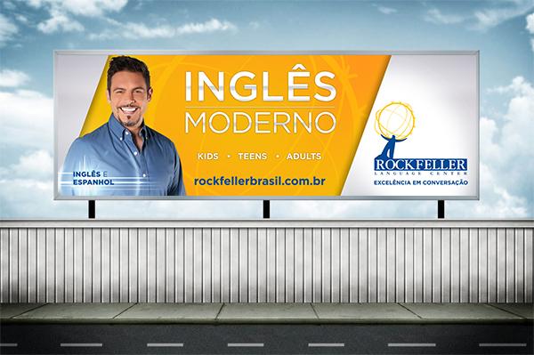 Lançamento da Campanha de Matrículas 2016 Rockfeller Language Center