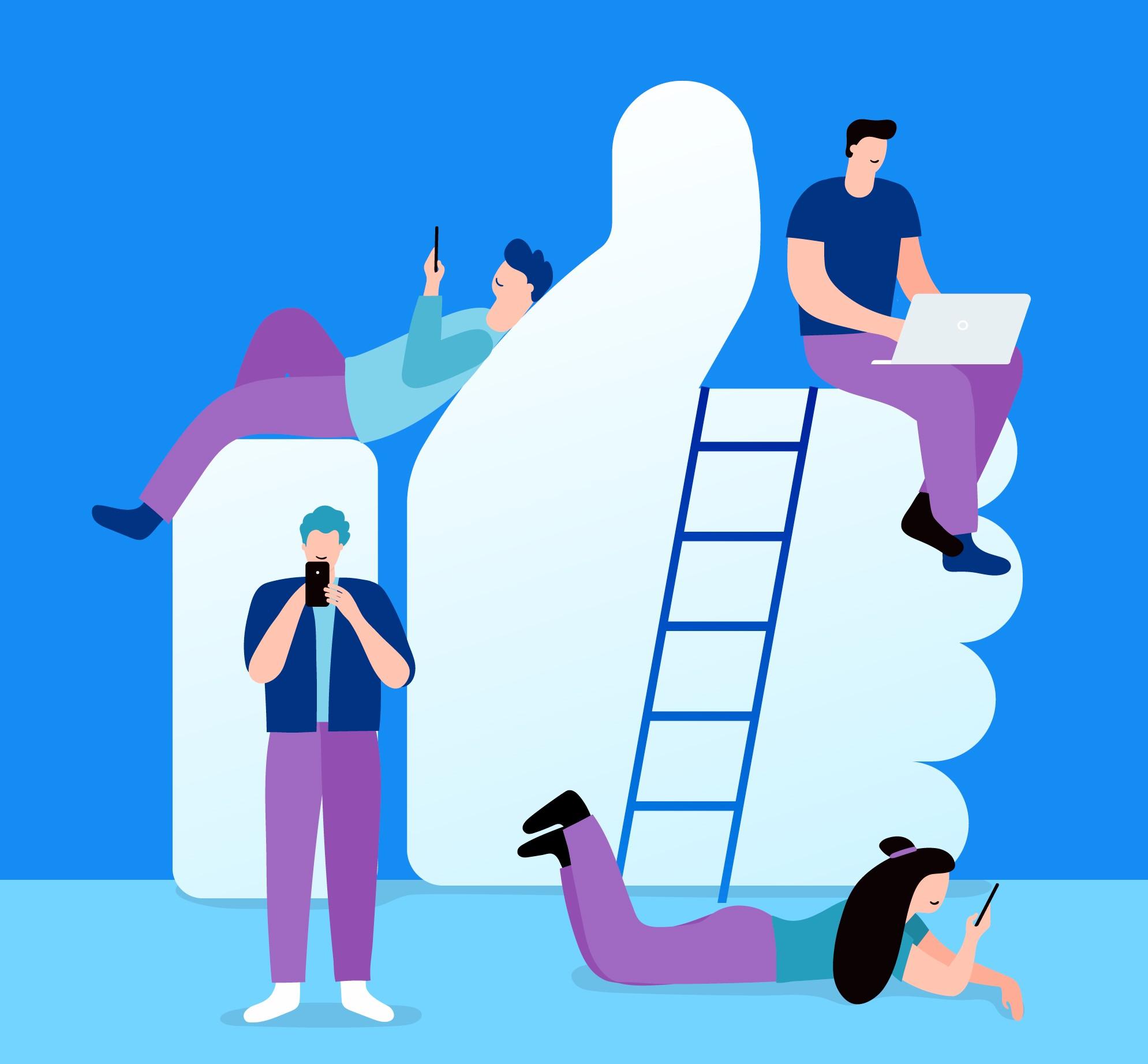 Descubra 3 passos incríveis para obter mais engajamento nas redes sociais
